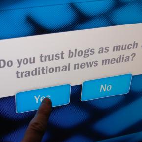 Wenn Blogs die Kritikfunktion der Medien übernehmen